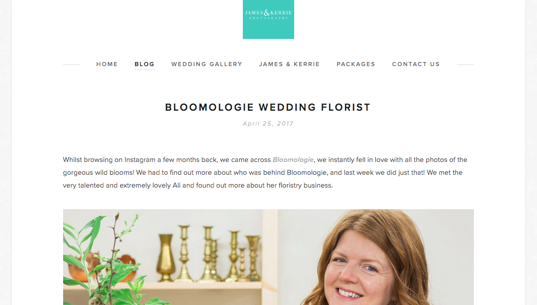 Bloomologie james and kerrie photography