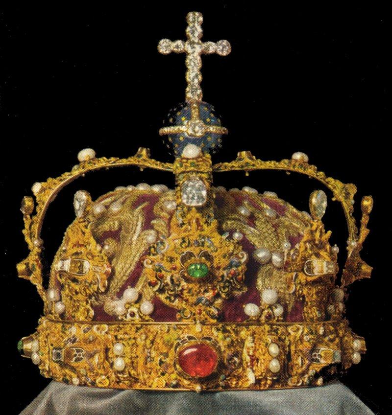 Корона Эрика XIV.Источник: 8*