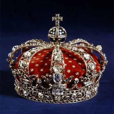 Корона Луизы Ульрики Источник: 10*