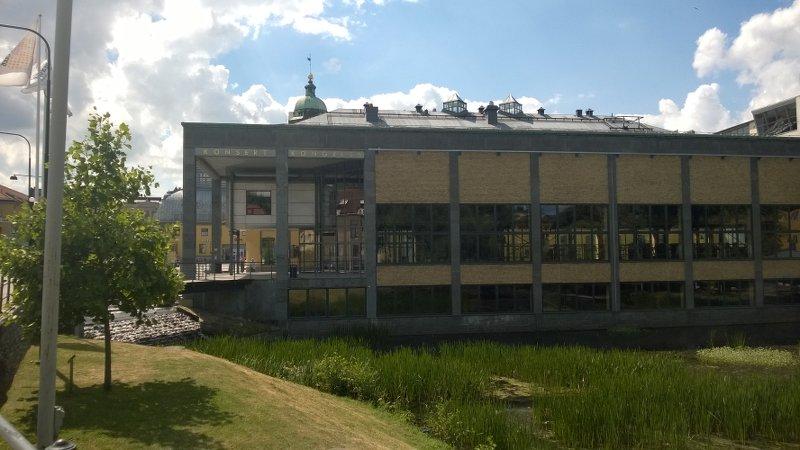 Концертный зал имени Луи де Геера