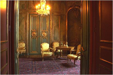 Восточный кабинет.Источник:www.kungahuset. se