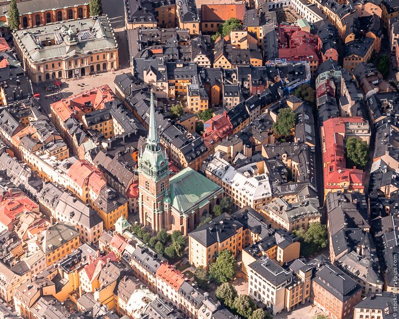 Старый Город, музей Нобеля, Немецкая церковь...
