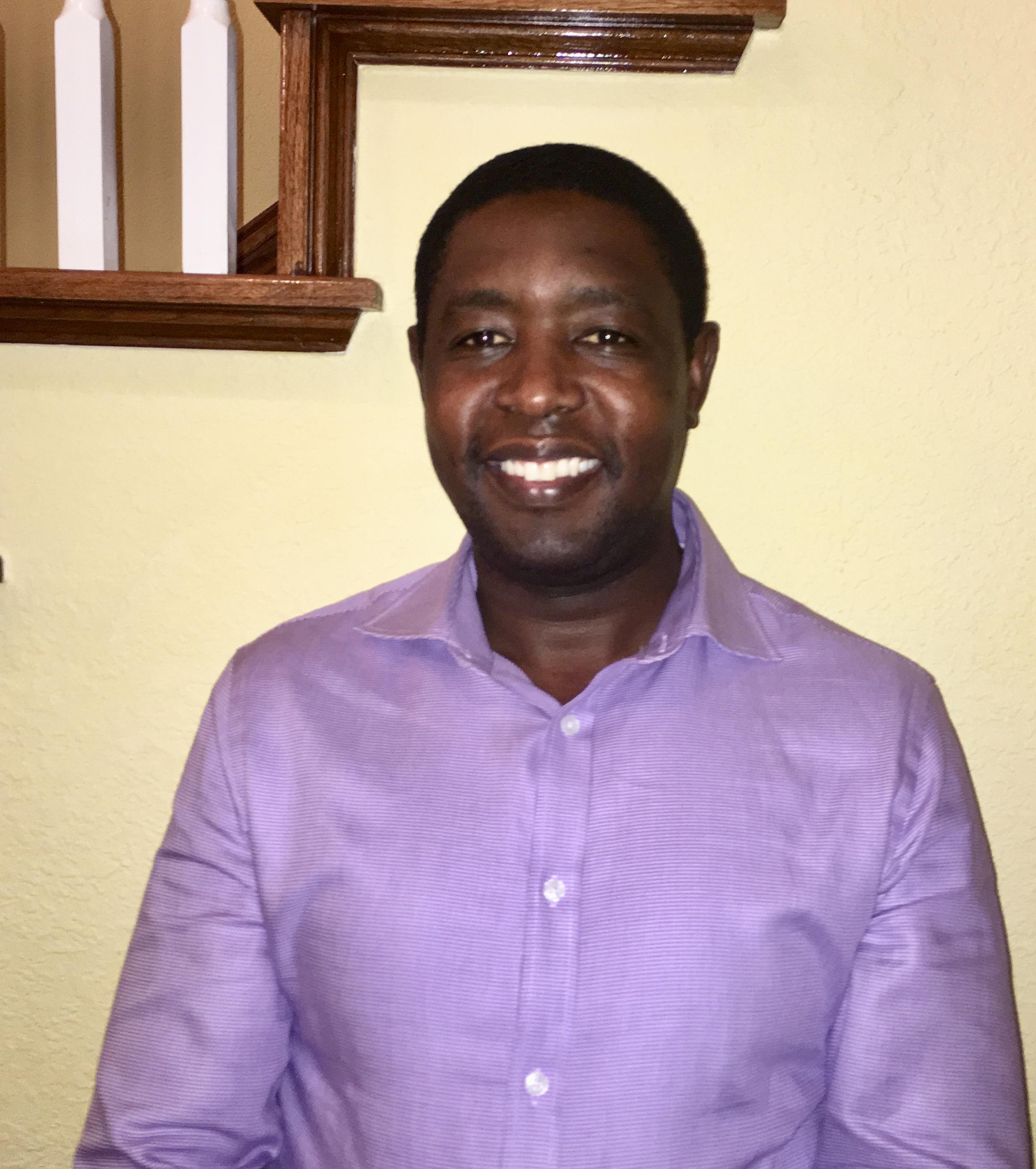 Bernard Nyamweya