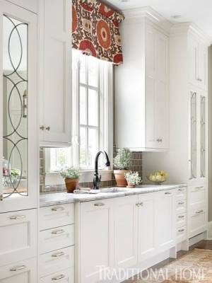 Traditional Home Kitchen Renovation