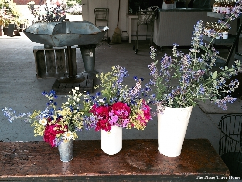 Elawa Farm's summer bouquet
