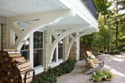 traditional home before & after Minneapolis ranch-ext