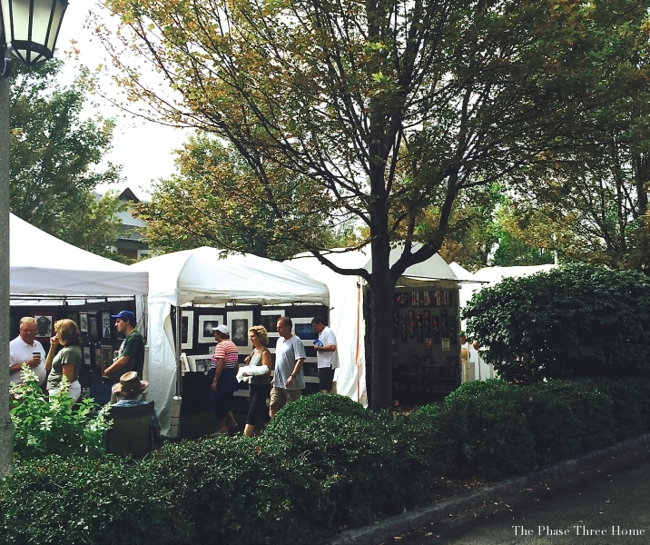 Art Fair, Lake Forest's Market Square