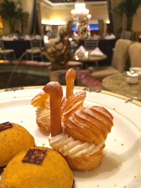 finger sandwiches-Drake Hotel