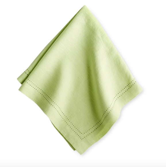 Williams-Sonoma Linen Double Hemstitched Napkins