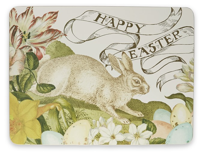 Williams-Sonoma Happy Easter Hardmat
