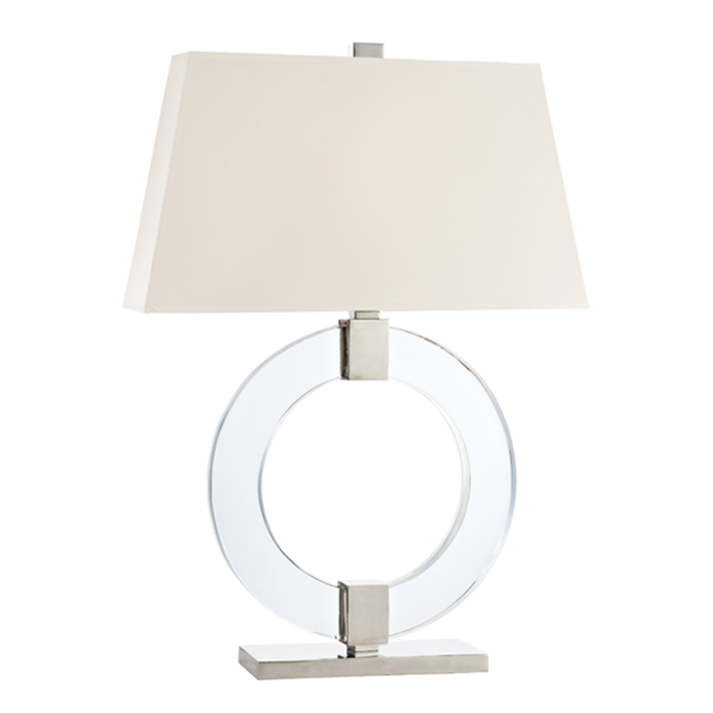 Circle Lamp The Tailored Home