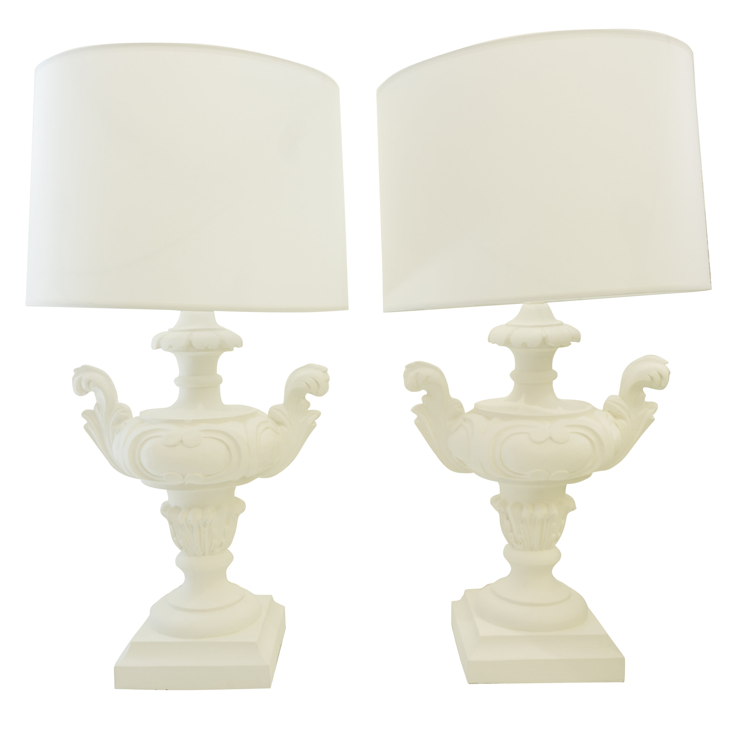 Rococo Table Lamps The Tailored Home