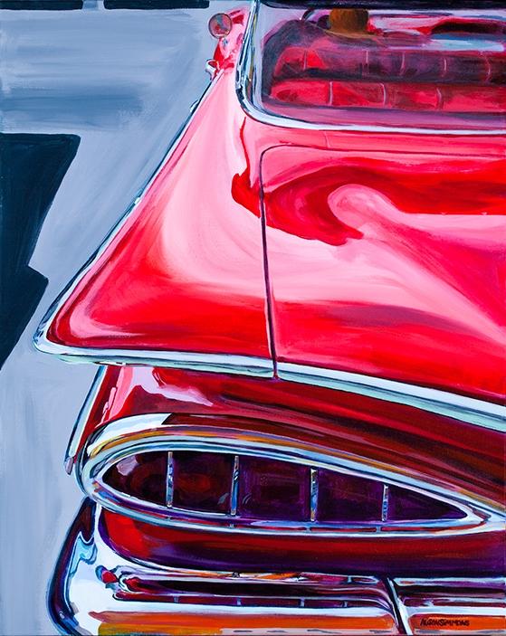 16 Hours, 1959 Chevy Impala