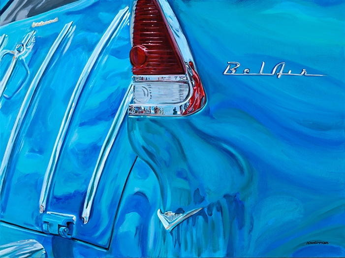 Bel-Air-Nomad-route 66-car-truck-painting.jpg