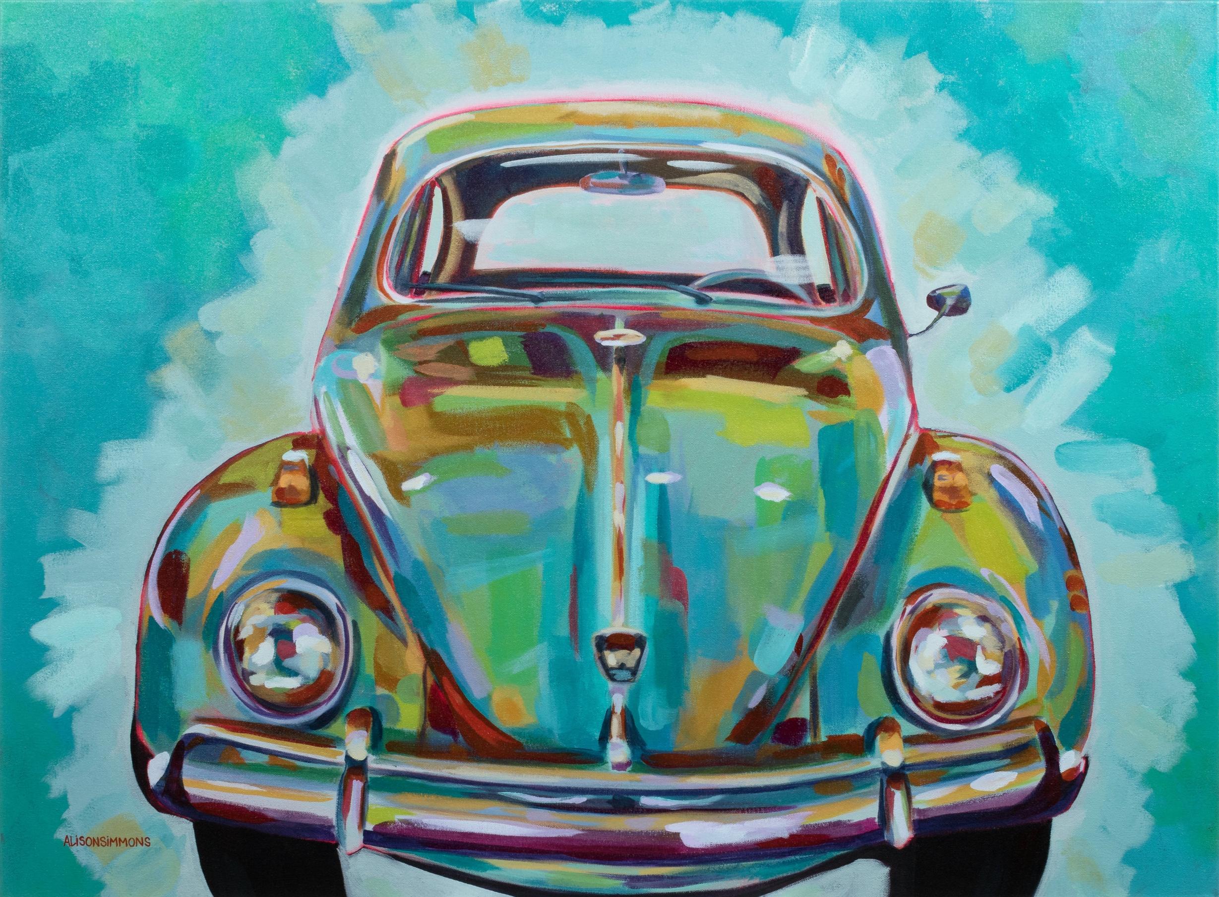 Sky Spirit, 1962 Volkswagen Beetle