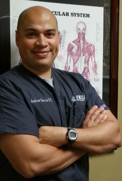 Dr. Andrew Garcia