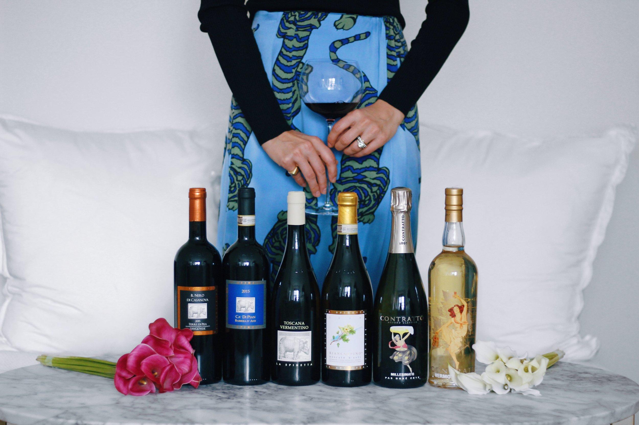 La Spinetta Wines