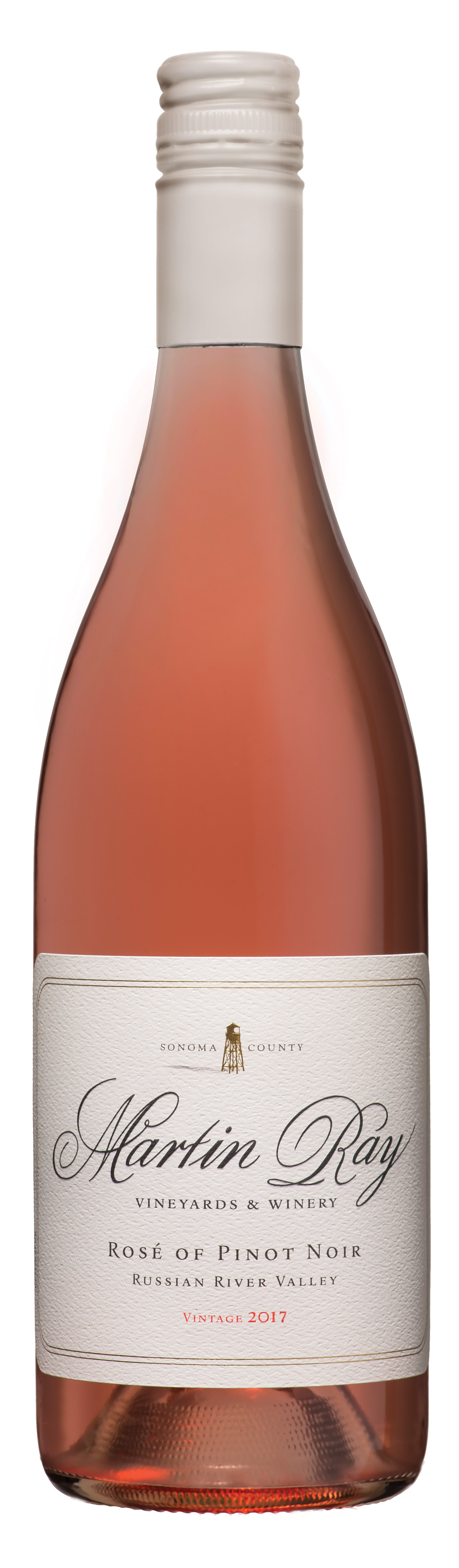 2017 Sonoma County Rosé of Pinot Noir - Refreshingly crisp with tangerine, honey and red fruit.