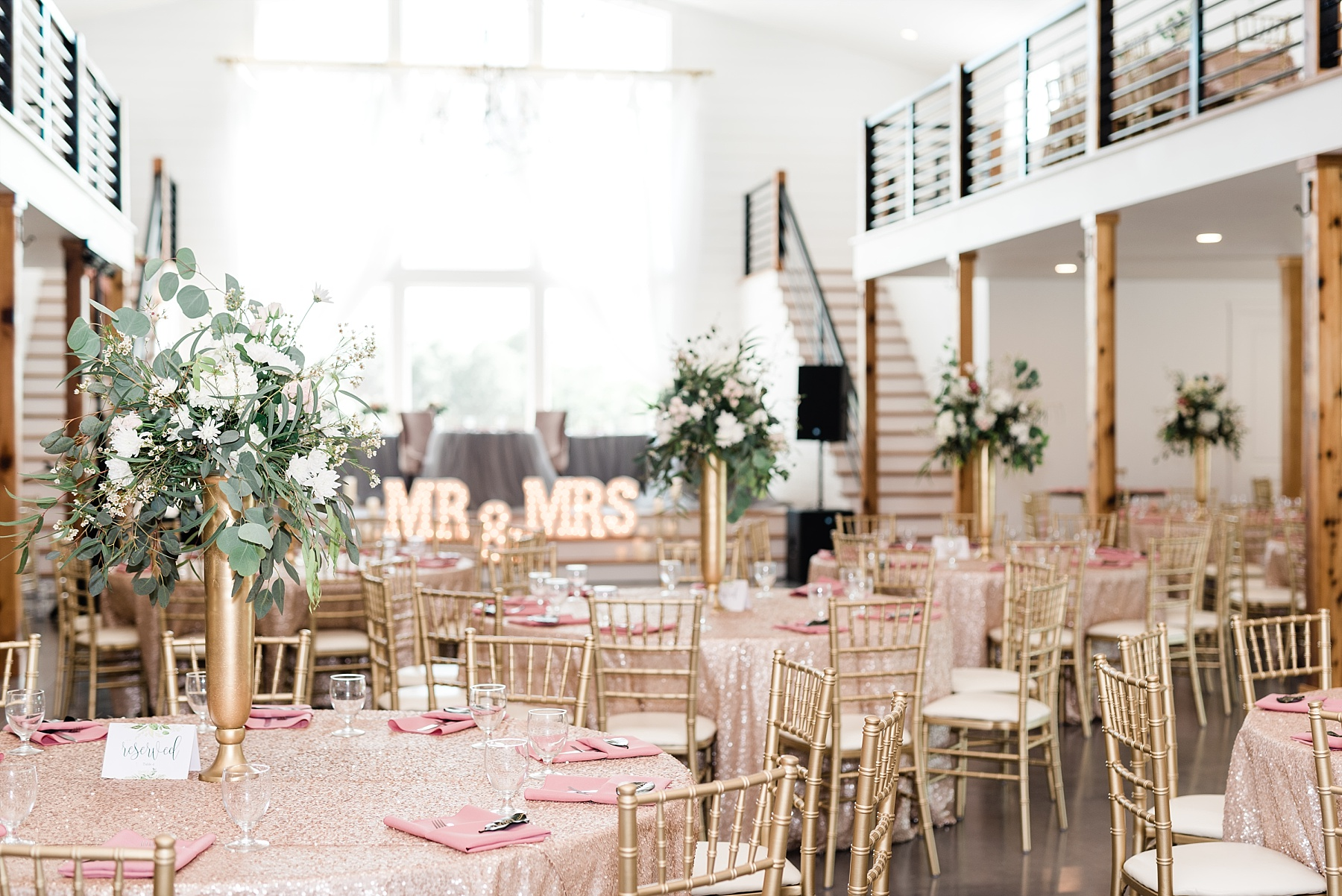 Stunning Heartfelt, Elegant, Fine Art, Chic, Outdoor Spring Wedding with Blush, Cream, Greenery, Rose Gold, and Sequins at Emerson Fields Venue by Kelsi Kliethermes Photography_0035.jpg