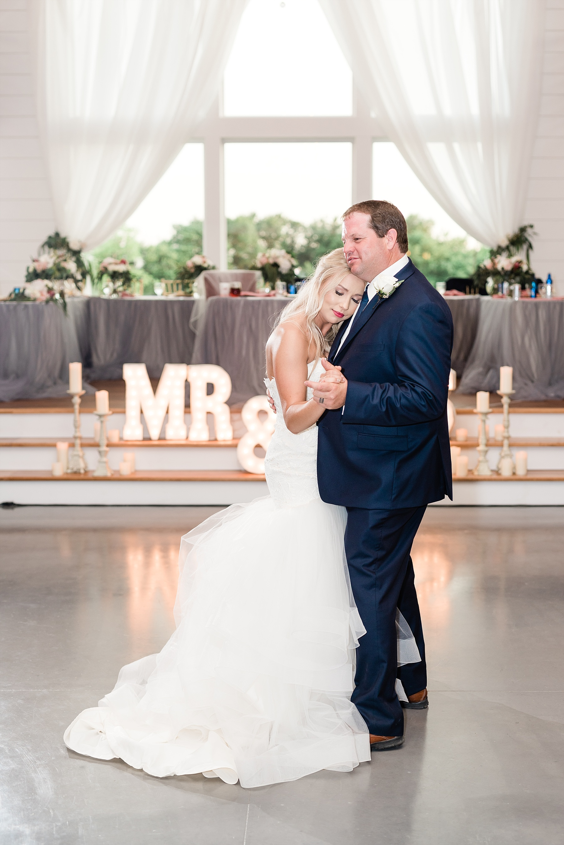 Stunning Heartfelt, Elegant, Fine Art, Chic, Outdoor Spring Wedding with Blush, Cream, Greenery, Rose Gold, and Sequins at Emerson Fields Venue by Kelsi Kliethermes Photography_0064.jpg