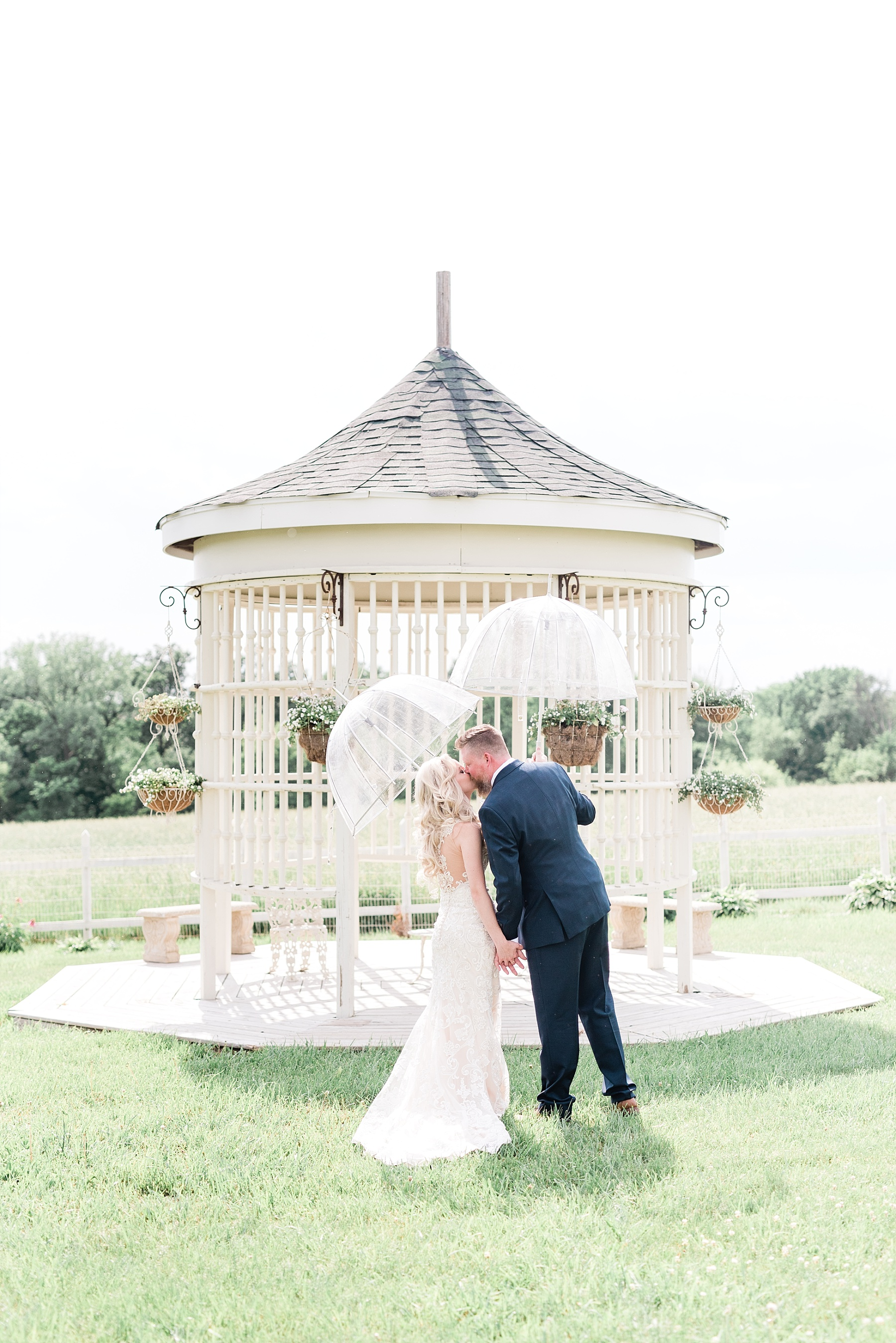 Light and Airy Spring Shabby Chic Wedding at Bessie's Barn Iowa by Kelsi Kliethermes Photography_0023.jpg