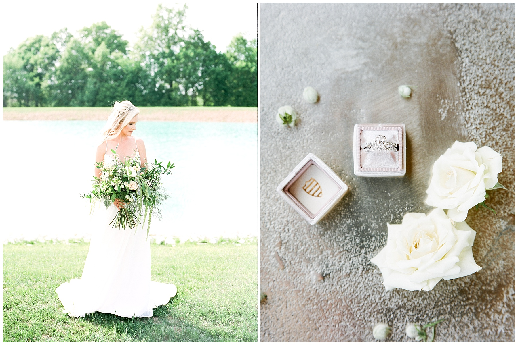 Textural Organic Wedding in All White Venue by Kelsi Kliethermes Wedding Photographer - Missouri, Midwest, and Destinations_0043.jpg