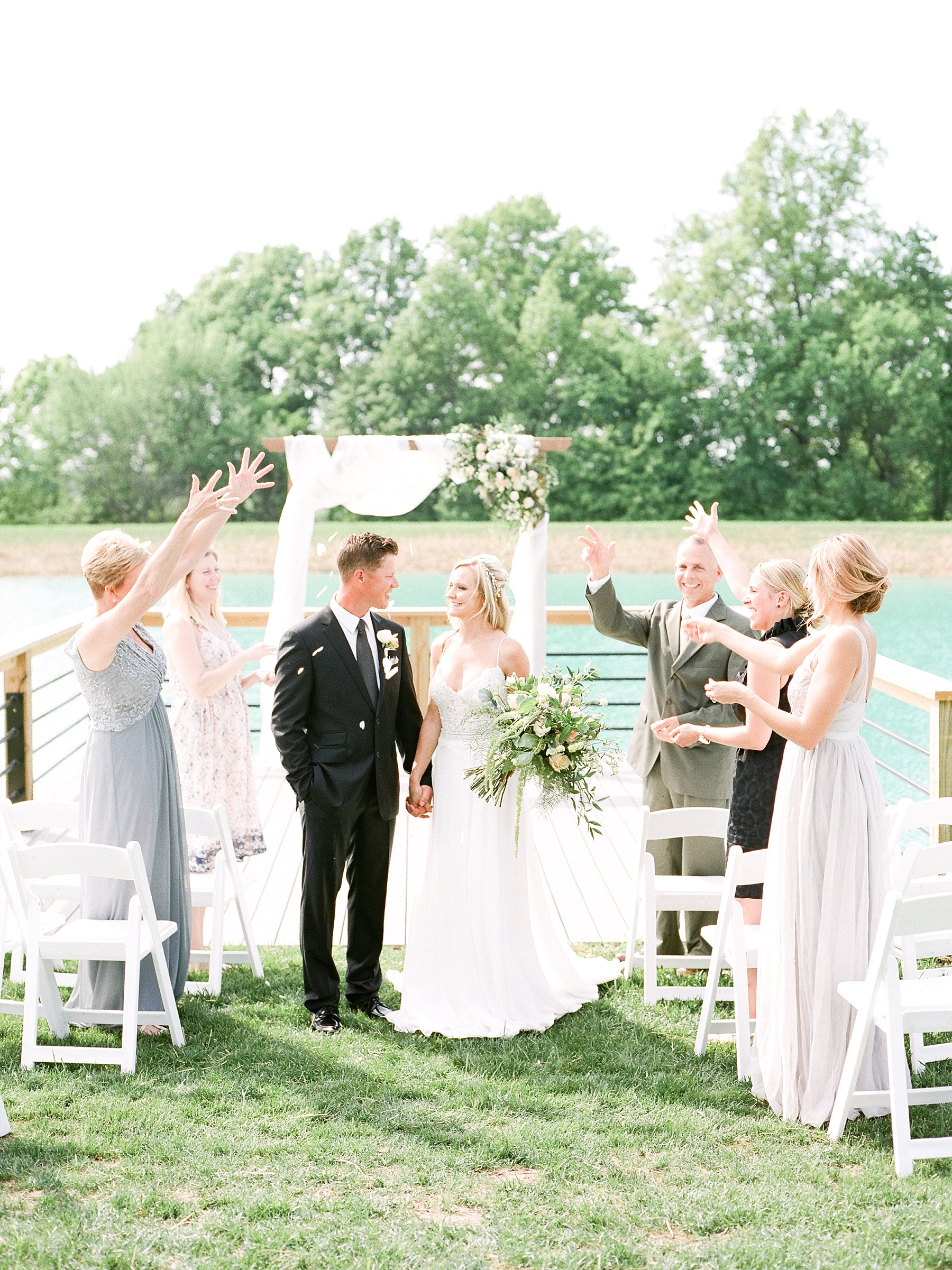 Textural Organic Wedding in All White Venue by Kelsi Kliethermes Wedding Photographer - Missouri, Midwest, and Destinations_0073.jpg