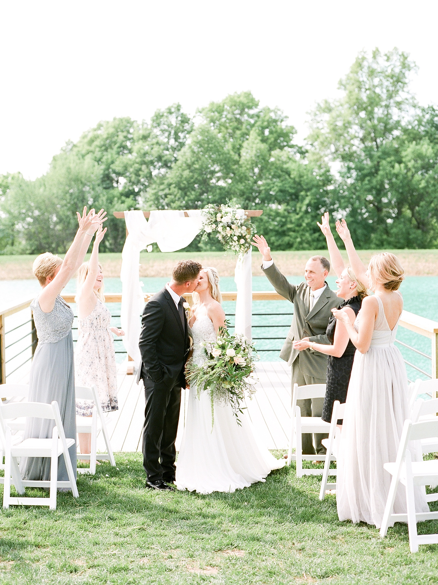 Textural Organic Wedding in All White Venue by Kelsi Kliethermes Wedding Photographer - Missouri, Midwest, and Destinations_0074.jpg