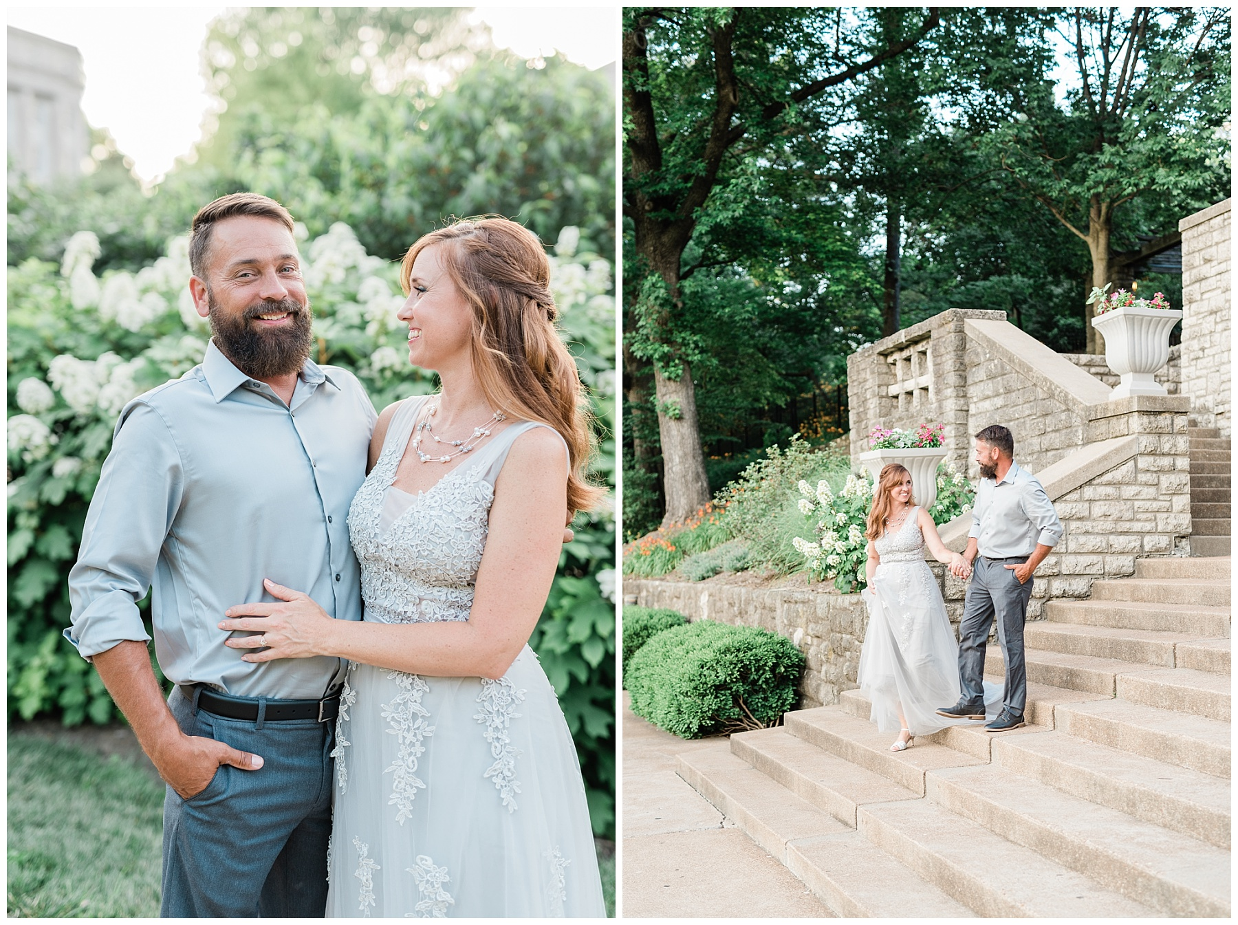 Chuck and Julie 25th Anniversary in Silver at Missouri Governor's Gardens by Kelsi Kliethermes Photography_0003.jpg