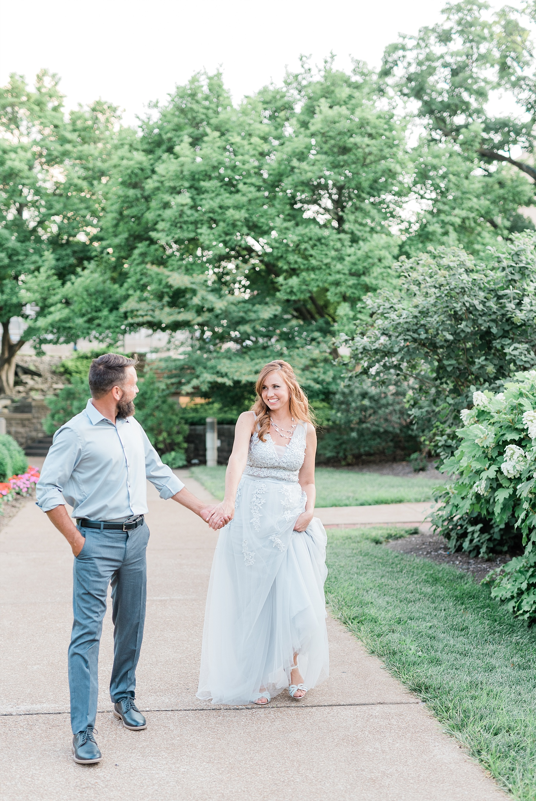 Chuck and Julie 25th Anniversary in Silver at Missouri Governor's Gardens by Kelsi Kliethermes Photography_0005.jpg