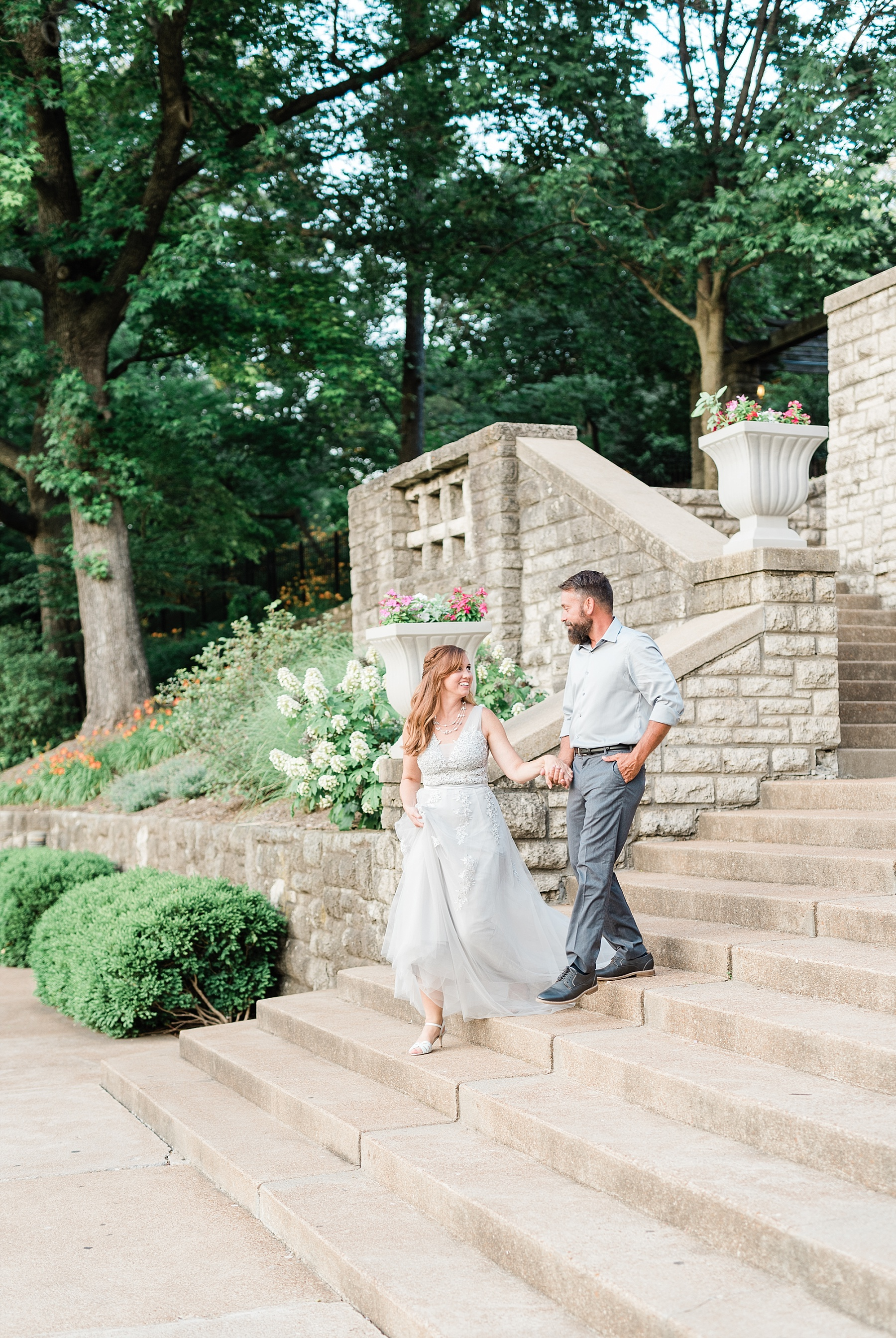 Chuck and Julie 25th Anniversary in Silver at Missouri Governor's Gardens by Kelsi Kliethermes Photography_0007.jpg