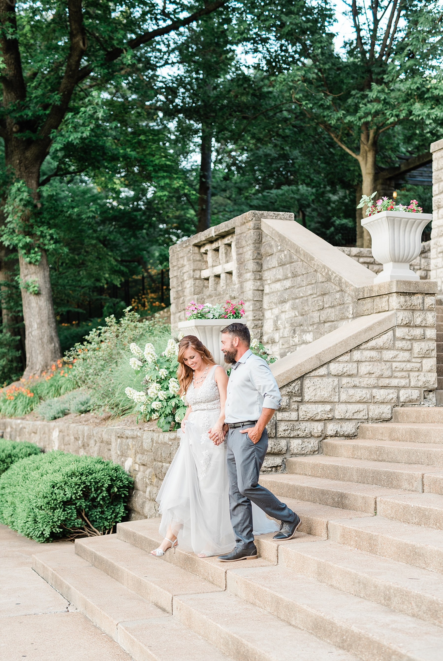 Chuck and Julie 25th Anniversary in Silver at Missouri Governor's Gardens by Kelsi Kliethermes Photography_0008.jpg