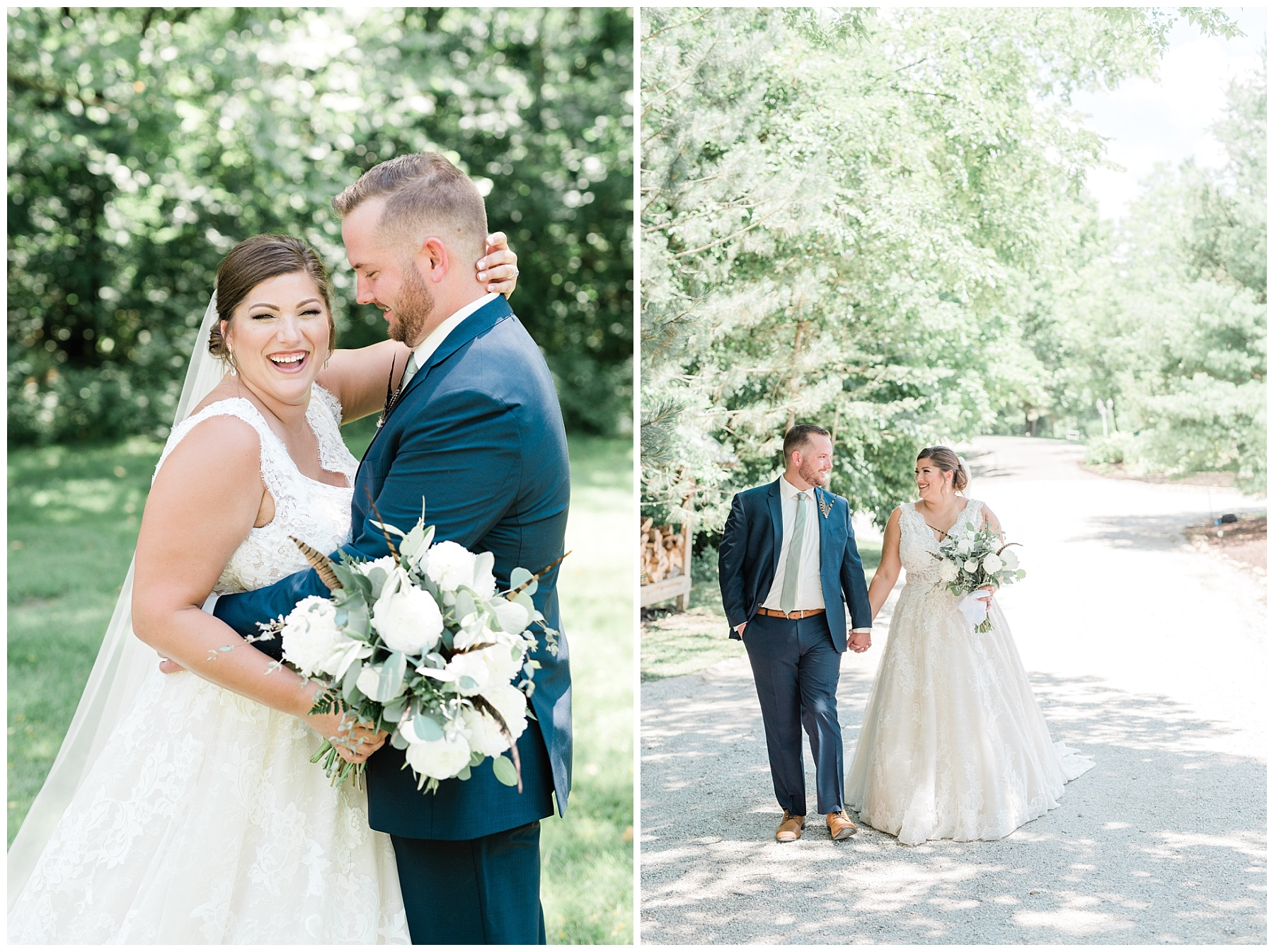 Montana Couple Married Lakeside with Mountain Themed Wedding At Little Piney Lodge Hermann MO by Kelsi Kliethermes Photography_0012.jpg