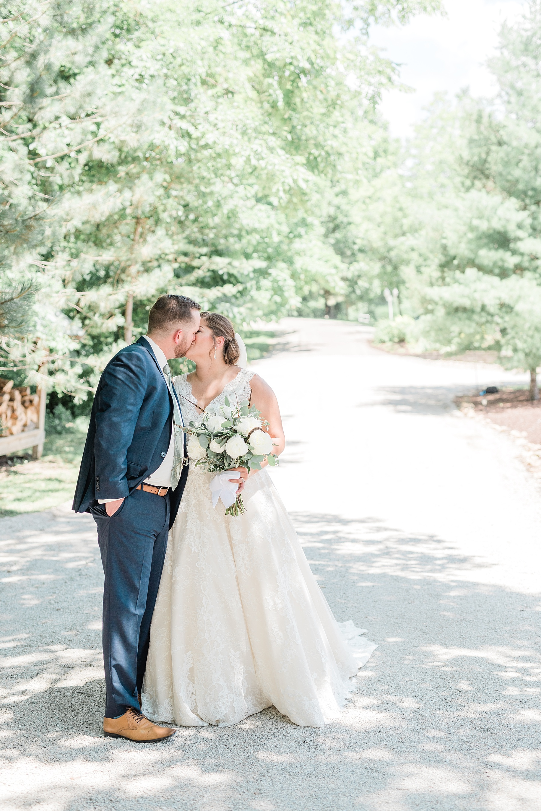 Montana Couple Married Lakeside with Mountain Themed Wedding At Little Piney Lodge Hermann MO by Kelsi Kliethermes Photography_0013.jpg