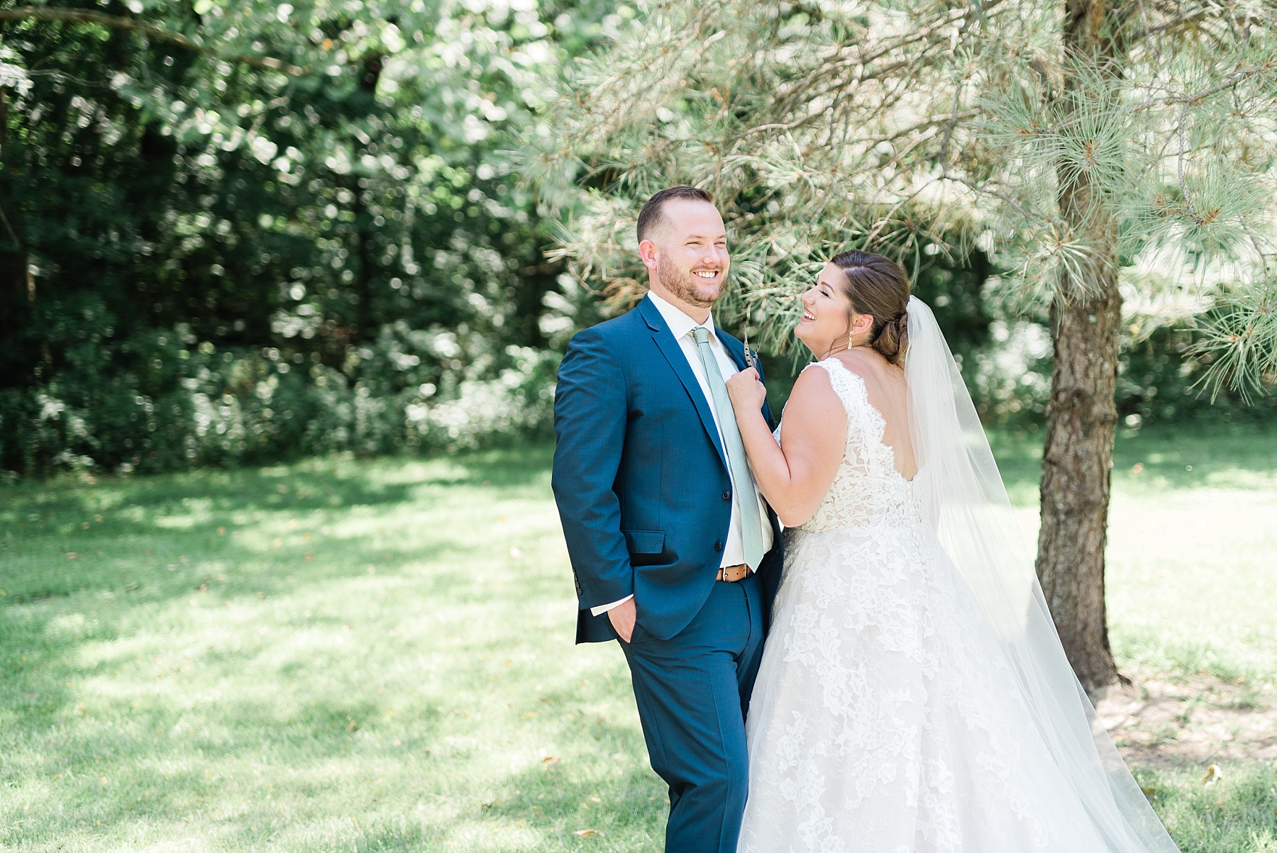 Montana Couple Married Lakeside with Mountain Themed Wedding At Little Piney Lodge Hermann MO by Kelsi Kliethermes Photography_0020.jpg