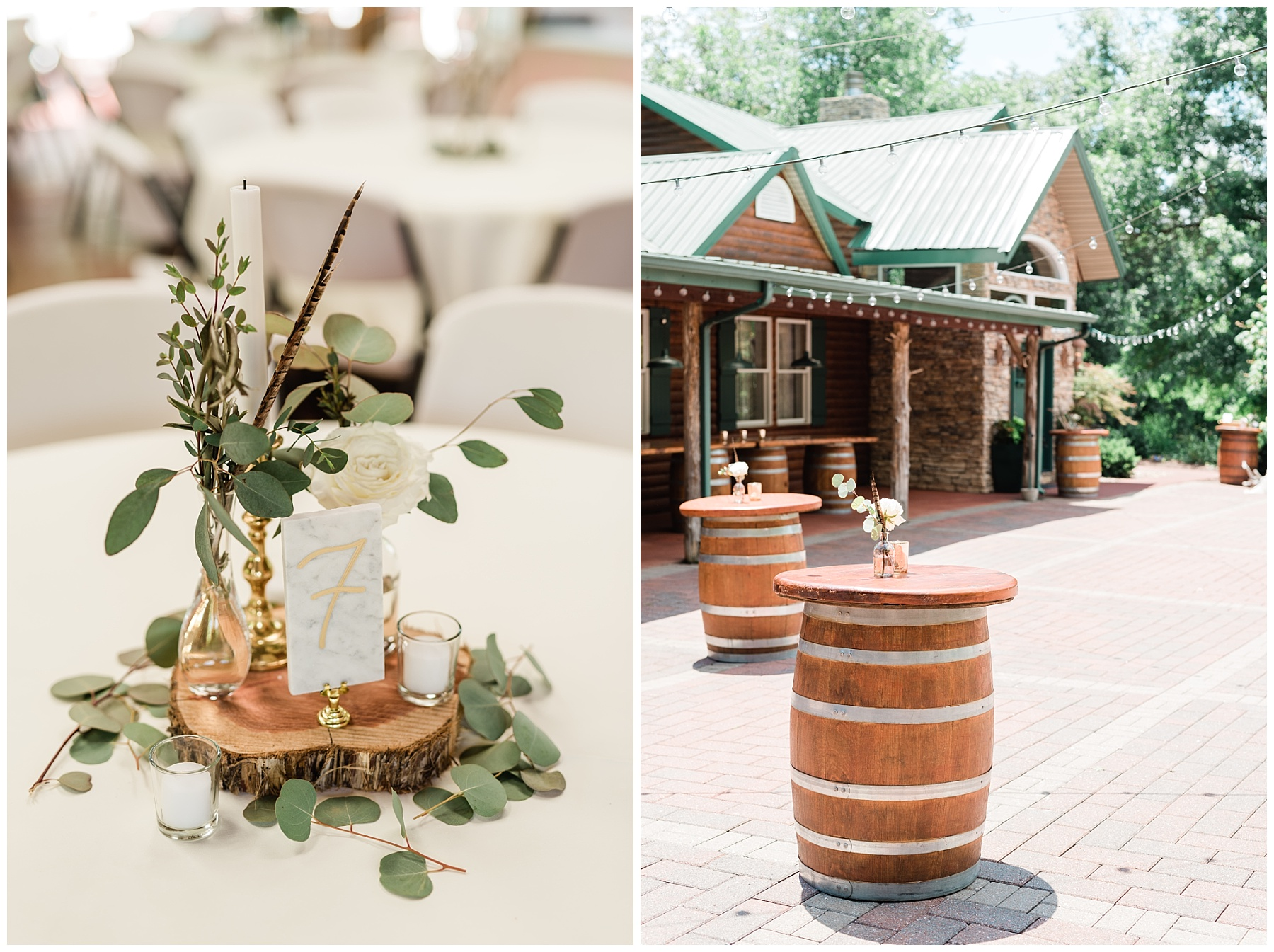 Montana Couple Married Lakeside with Mountain Themed Wedding At Little Piney Lodge Hermann MO by Kelsi Kliethermes Photography_0039.jpg