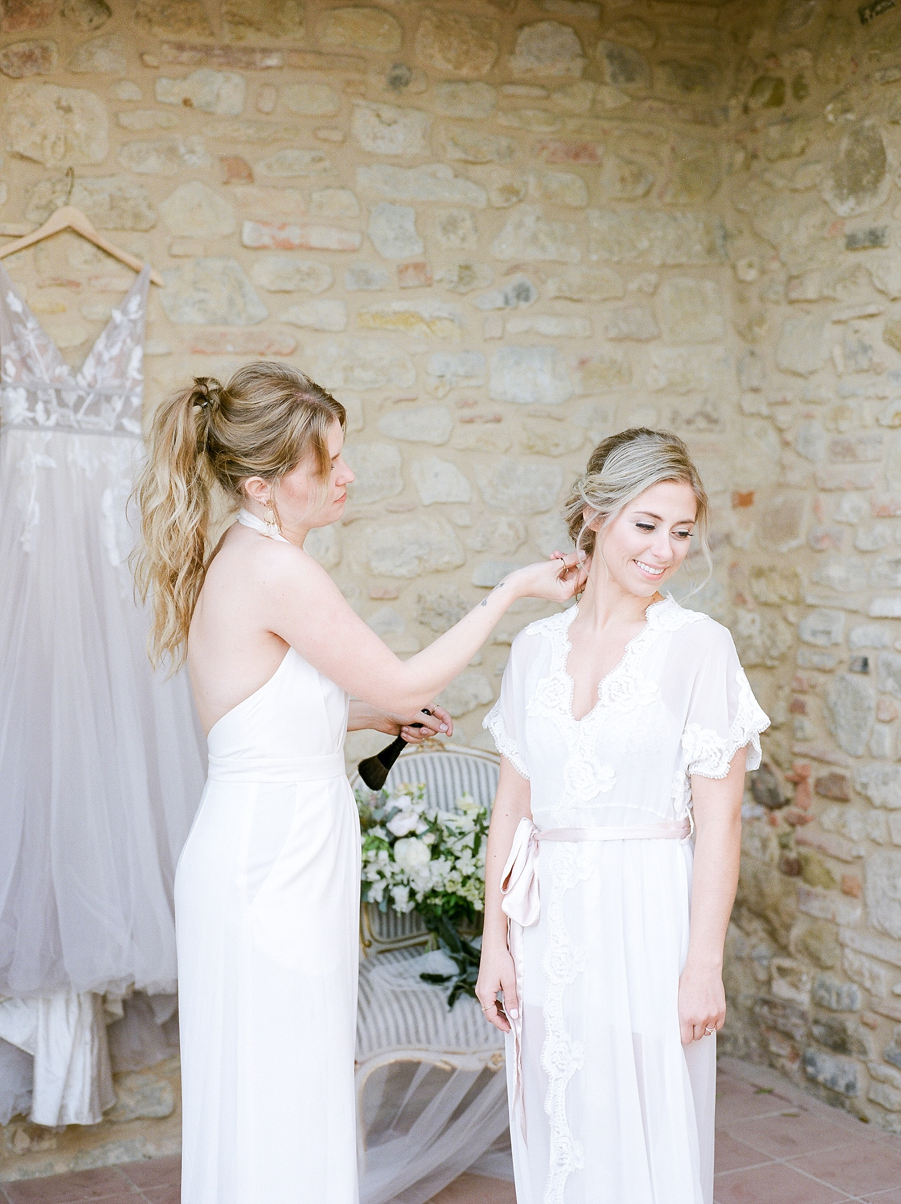 All White Destination Wedding in the Hills of Tuscany Italy at Estate Borgo Petrognano by Kelsi Kliethermes Photography_0026.jpg