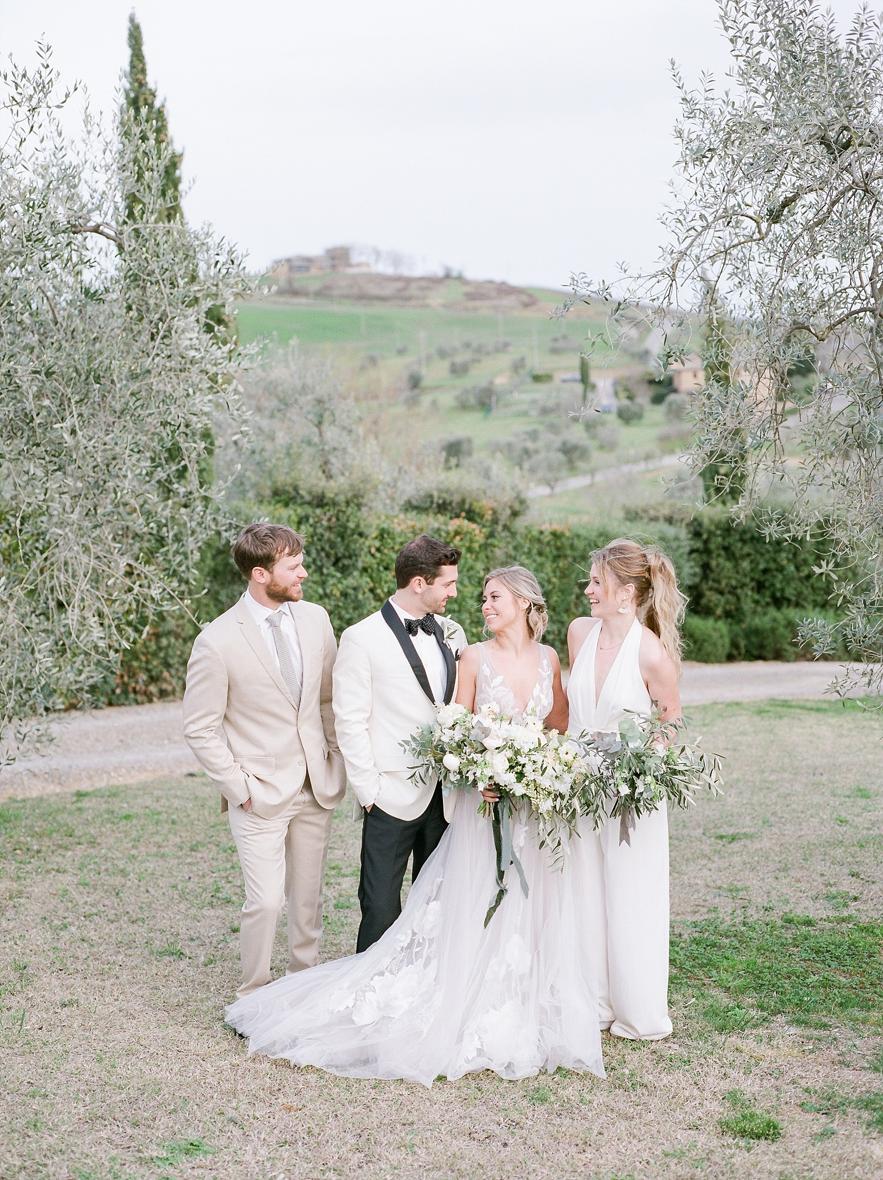 All White Destination Wedding in the Hills of Tuscany Italy at Estate Borgo Petrognano by Kelsi Kliethermes Photography_0054.jpg