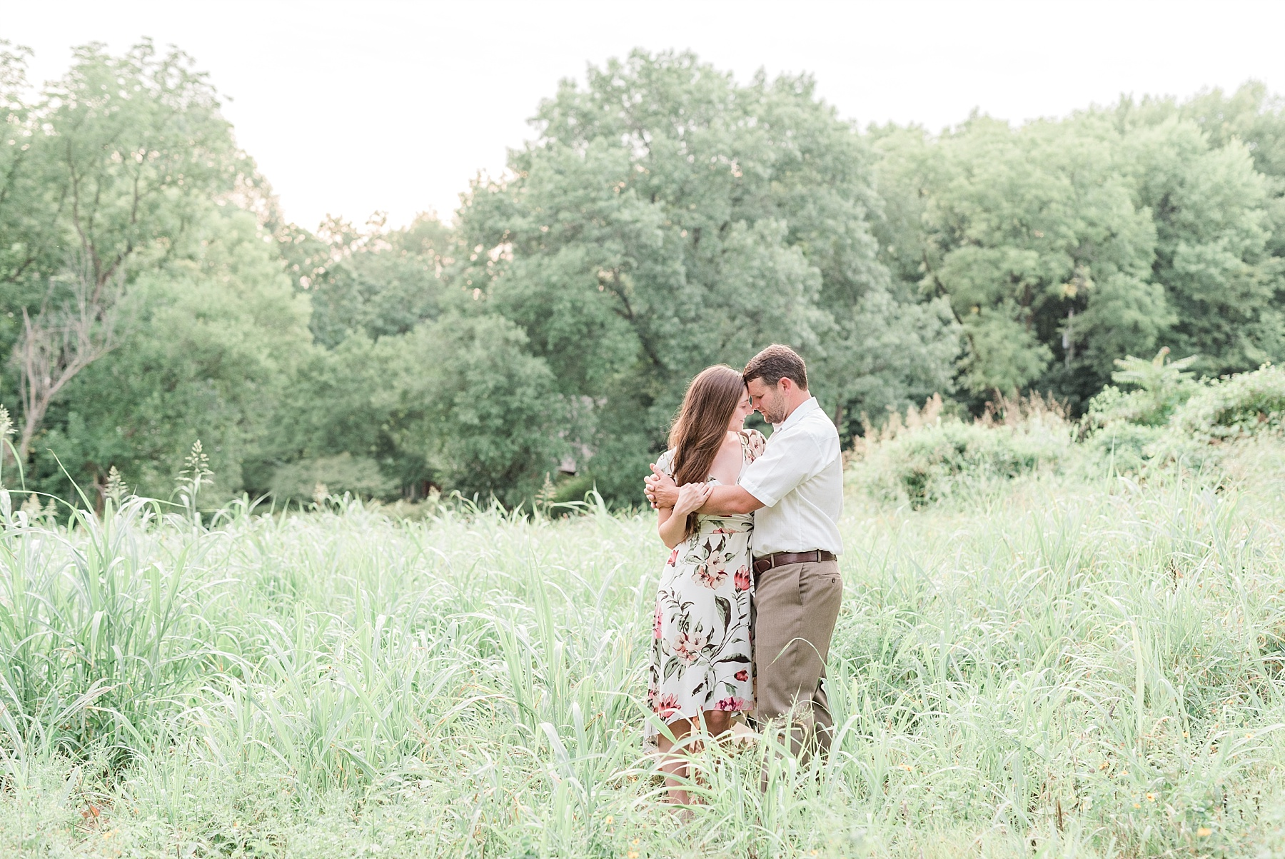 Sunset Engagement Session at Faust Park Chesterfield Missouri by Kelsi Kliethermes Photography_0025.jpg