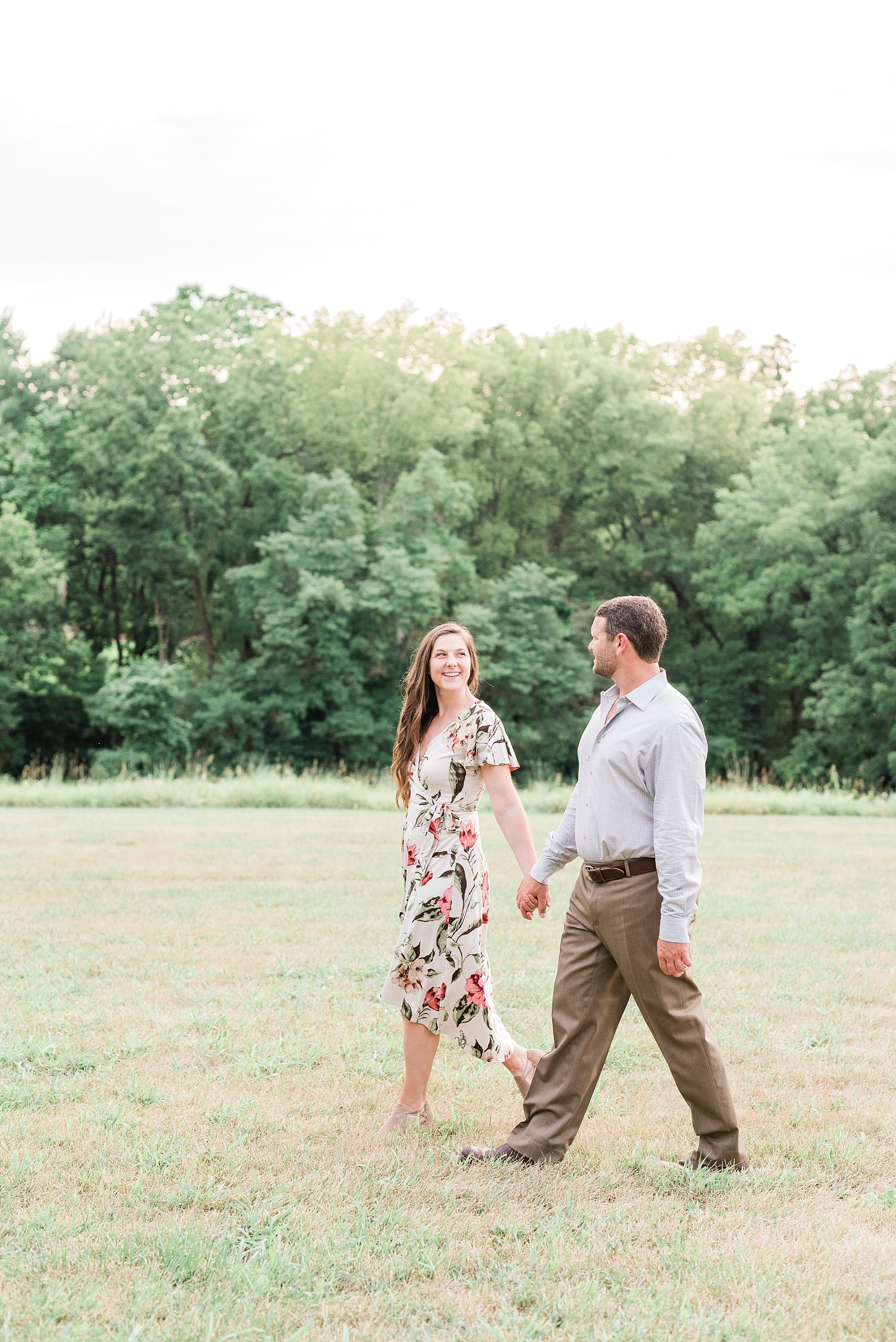 Sunset Engagement Session at Faust Park Chesterfield Missouri by Kelsi Kliethermes Photography_0024.jpg