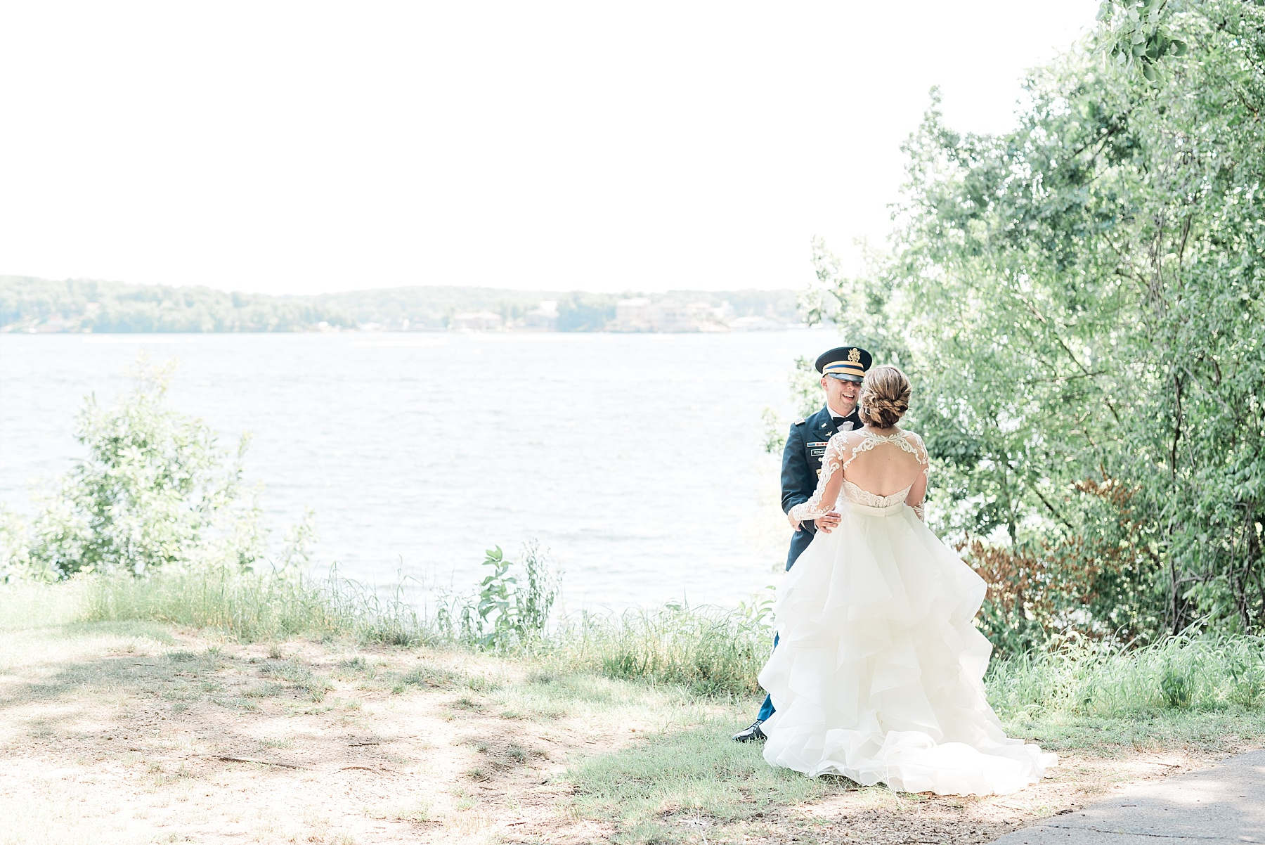 Beachside Sunset Wedding At Lodge Of Four Seasons At Lake Of The Ozarks By Kelsi Kliethermes Photography_0007.jpg