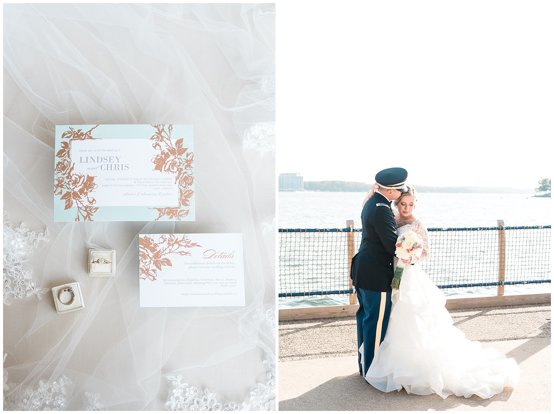 Beachside Sunset Wedding At Lodge Of Four Seasons At Lake Of The Ozarks By Kelsi Kliethermes Photography_0011.jpg