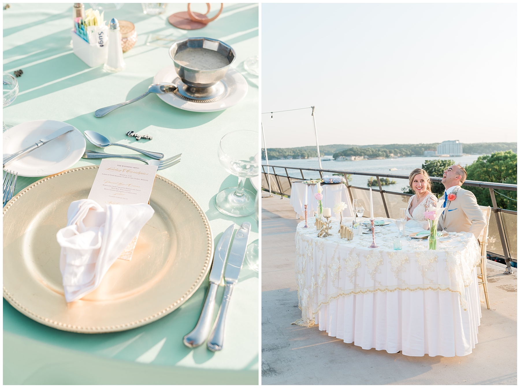 Beachside Sunset Wedding At Lodge Of Four Seasons At Lake Of The Ozarks By Kelsi Kliethermes Photography_0027.jpg