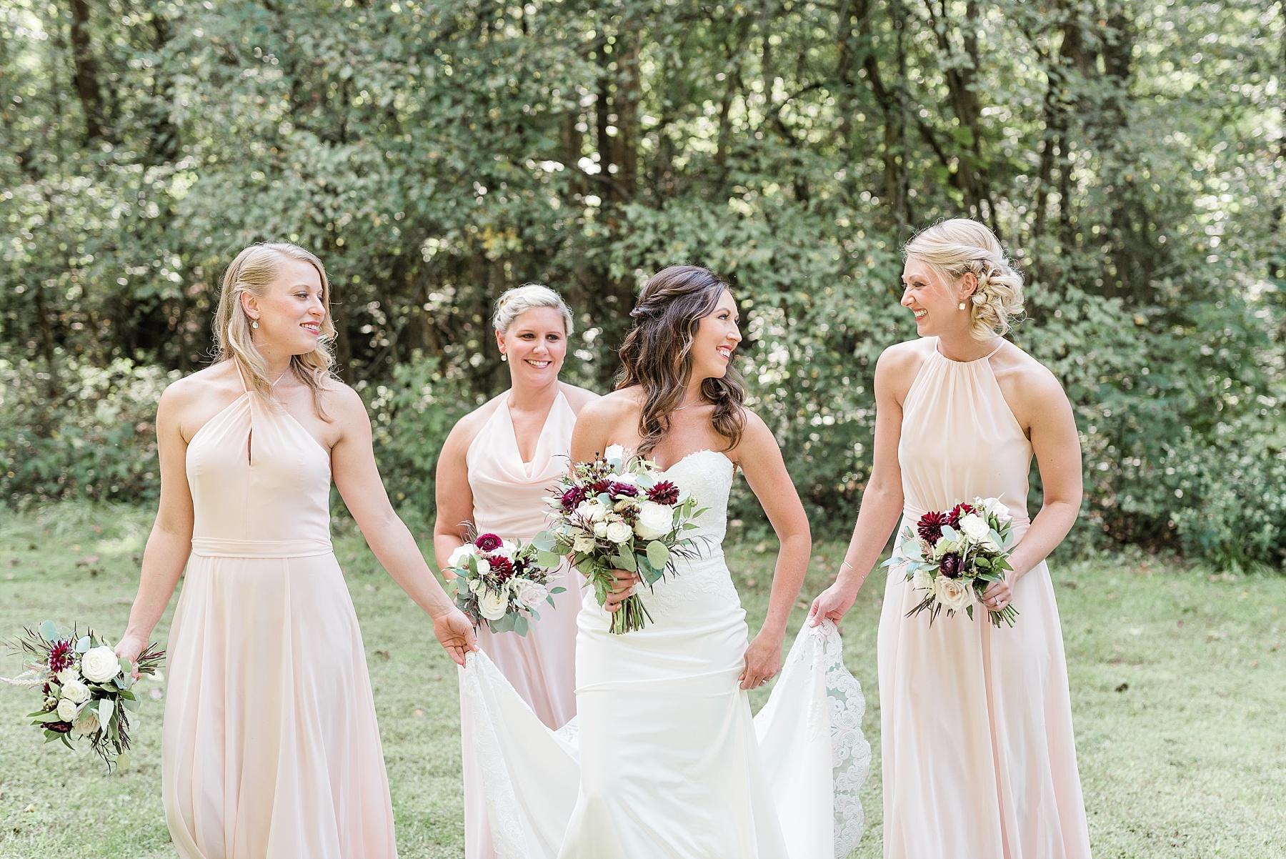Romantic Summer Sunset Wedding Ceremony at Little Piney Lodge St. Louis Missouri by Kelsi Kliethermes Photography Fine Art Photographer_0004.jpg