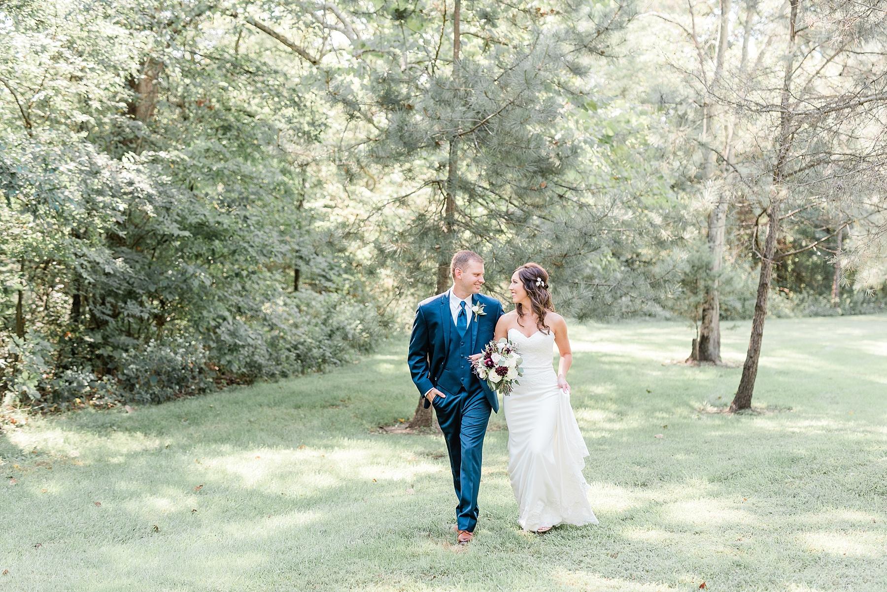 Romantic Summer Sunset Wedding Ceremony at Little Piney Lodge St. Louis Missouri by Kelsi Kliethermes Photography Fine Art Photographer_0005.jpg