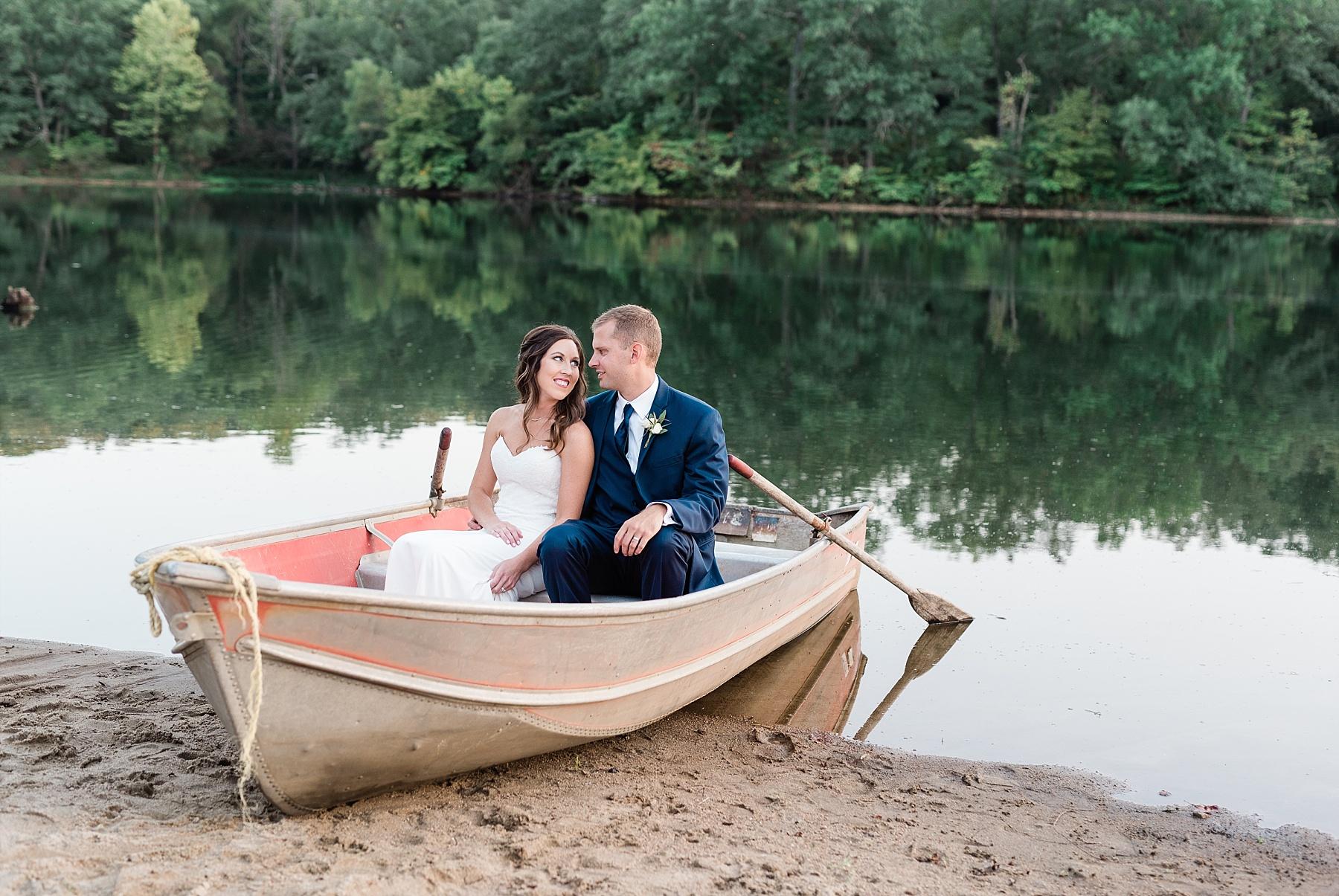 Romantic Summer Sunset Wedding Ceremony at Little Piney Lodge St. Louis Missouri by Kelsi Kliethermes Photography Fine Art Photographer_0018.jpg