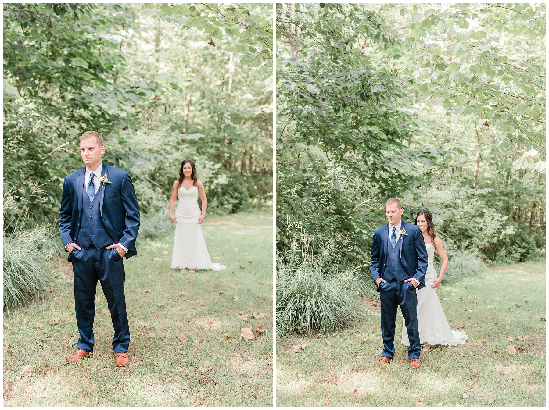 Romantic Summer Sunset Wedding Ceremony at Little Piney Lodge St. Louis Missouri by Kelsi Kliethermes Photography Fine Art Photographer_0030.jpg
