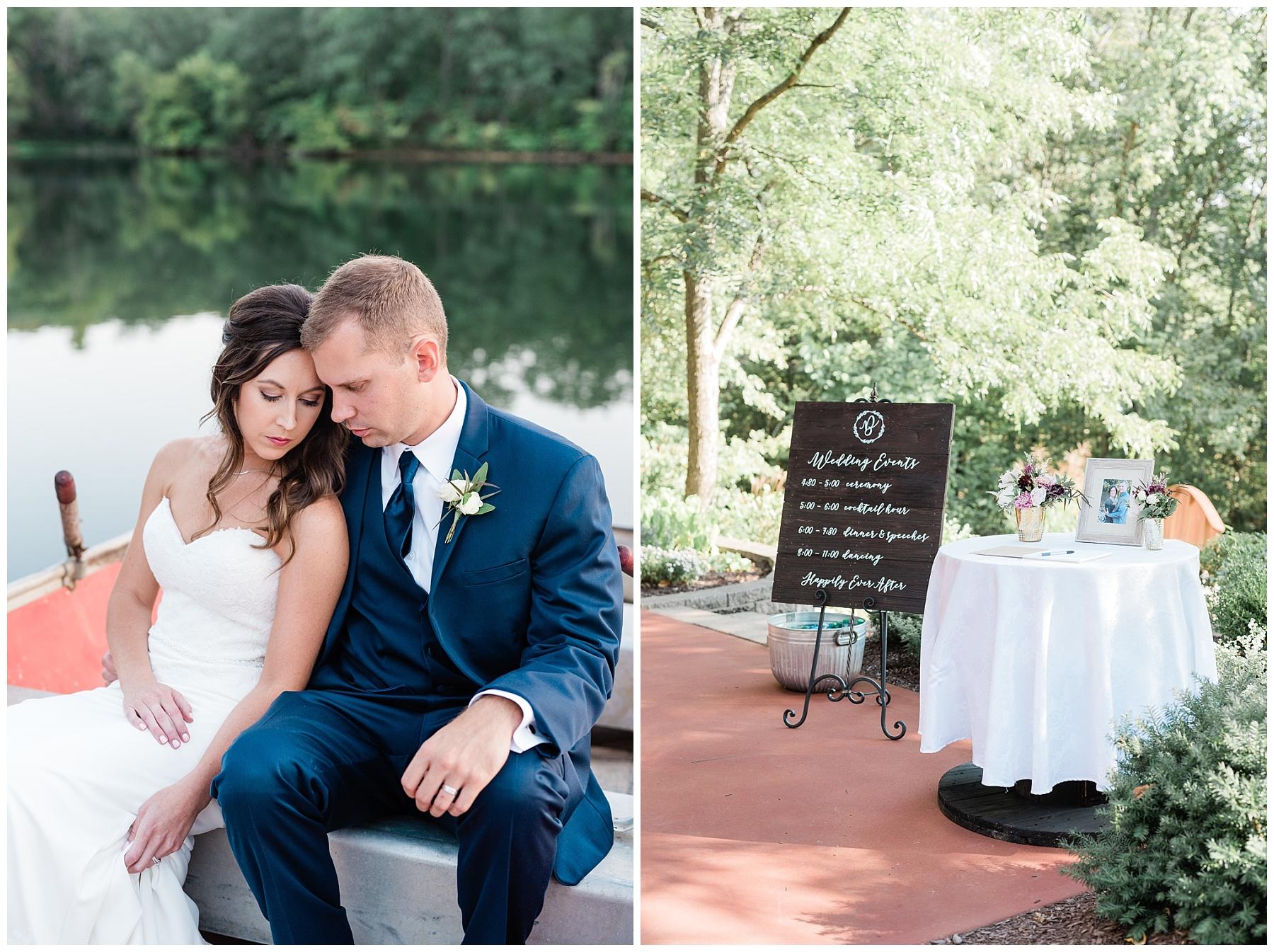Romantic Summer Sunset Wedding Ceremony at Little Piney Lodge St. Louis Missouri by Kelsi Kliethermes Photography Fine Art Photographer_0034.jpg