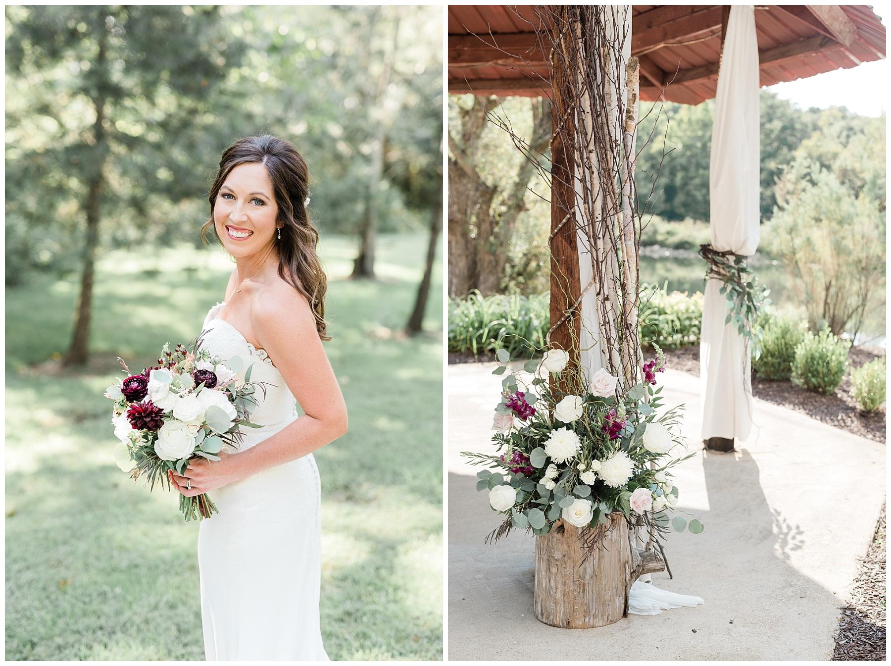 Romantic Summer Sunset Wedding Ceremony at Little Piney Lodge St. Louis Missouri by Kelsi Kliethermes Photography Fine Art Photographer_0040.jpg