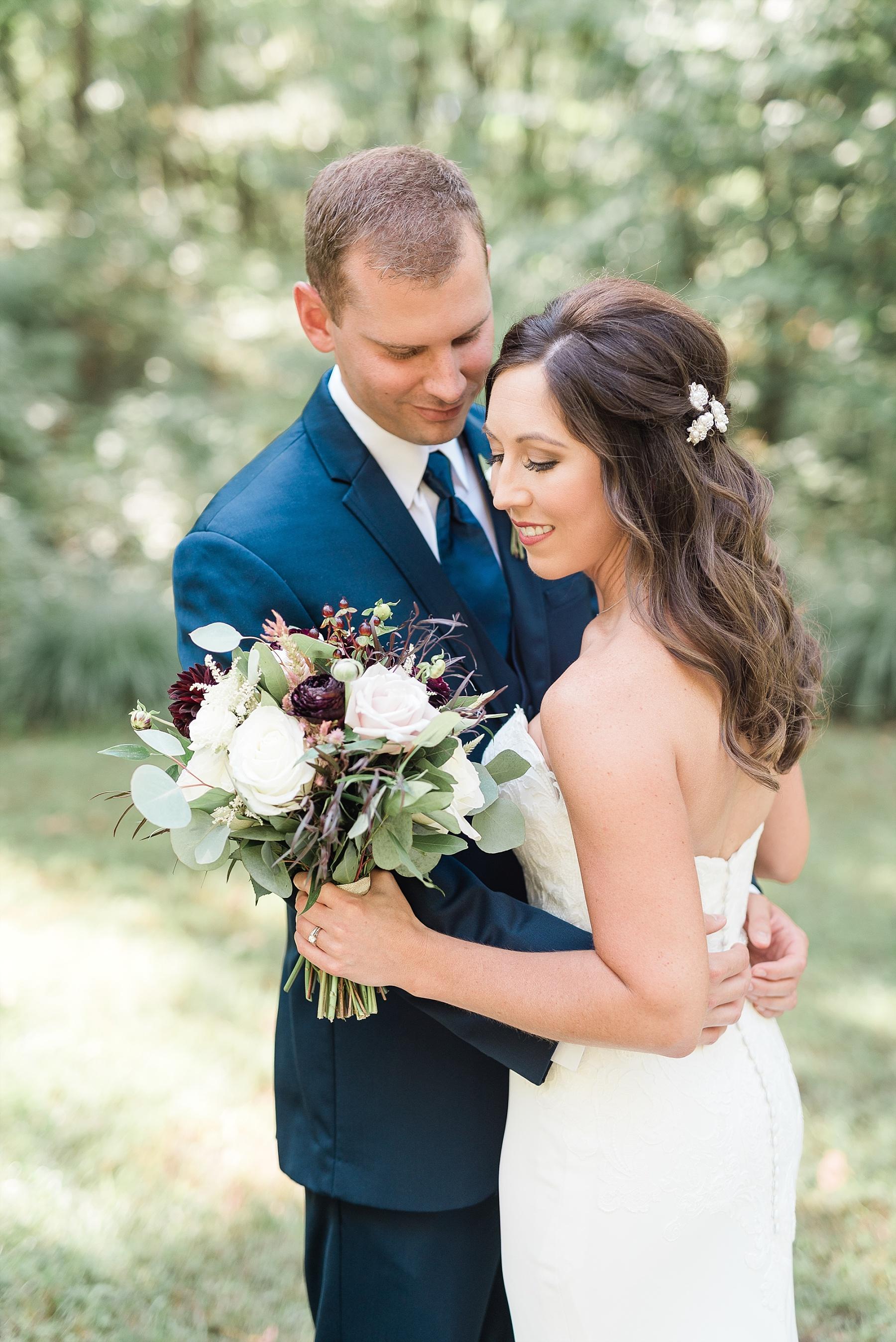 Romantic Summer Sunset Wedding Ceremony at Little Piney Lodge St. Louis Missouri by Kelsi Kliethermes Photography Fine Art Photographer_0046.jpg